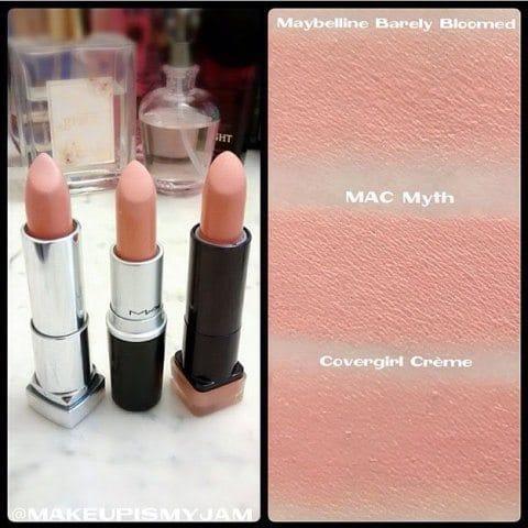 MAC Myth Dupes 5