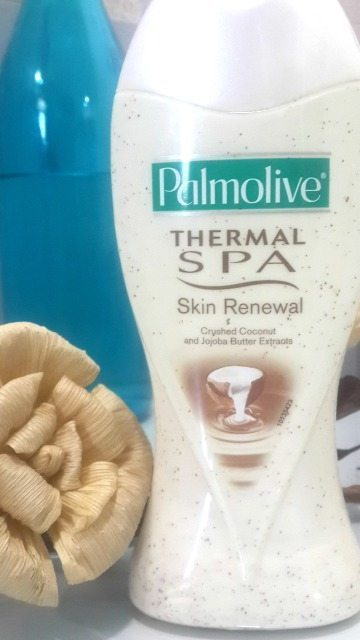 Palmolive thermal spa skin renewal body wash review 2