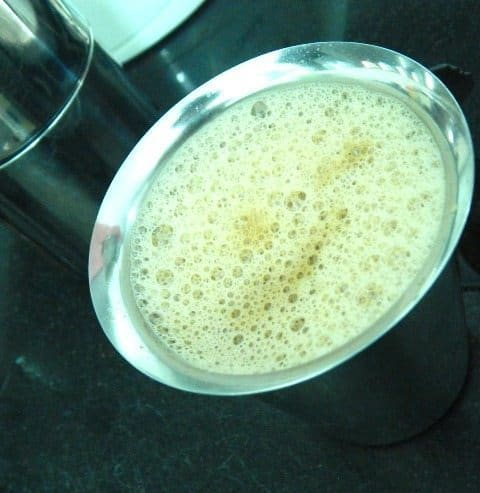 South Indian Filter Coffee Recipe 3