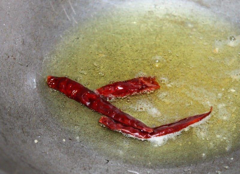 Achari Paneer Recipe 3
