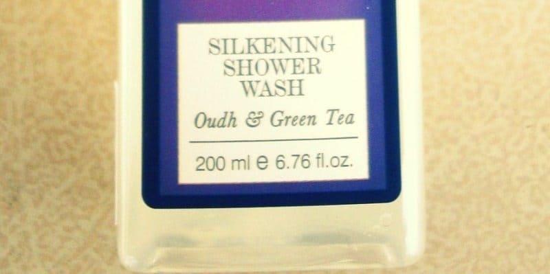 Forest essentials green tea oudh silkening shower wash review 2
