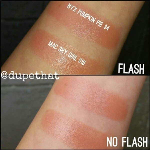 MAC Shy Girl Dupes 1