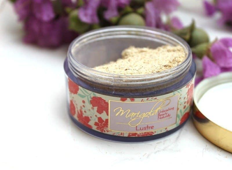 Marigold Naturals Lustre Review 3