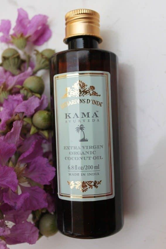 Kama Ayurveda Extra Virgin Organic Coconut Oil Review