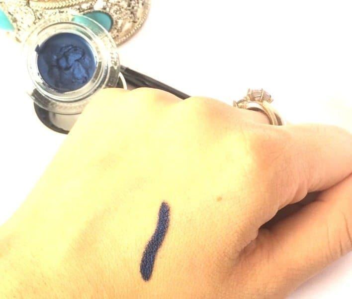 L'Oreal Paris Super Liner Gel Intenza 36h Royal Blue Review 2