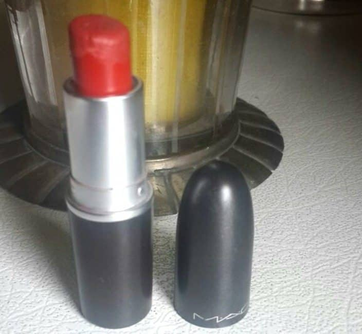 MAC Ruby Woo Review 1