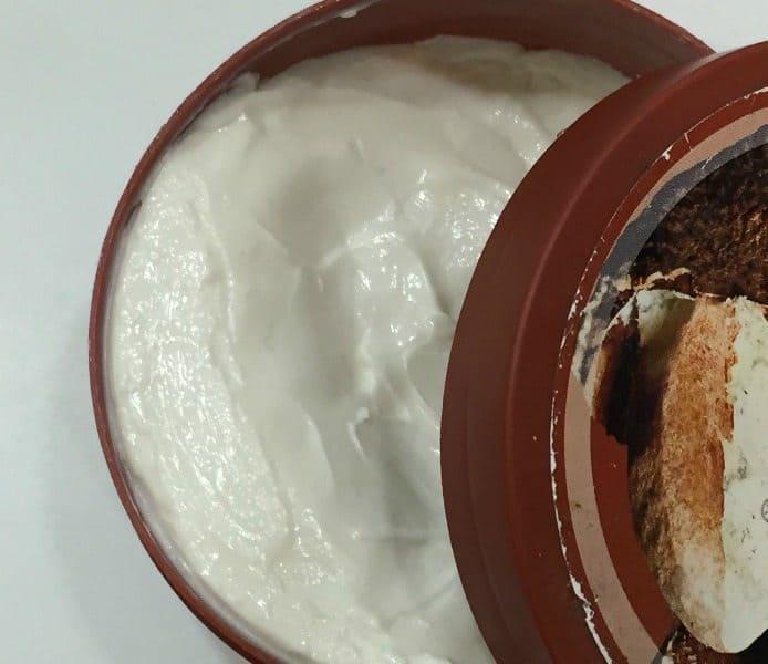 The Bodyshop Brazil Nut Body Butter Review 4