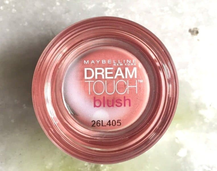 Maybelline Dream Touch Blush 05 Review