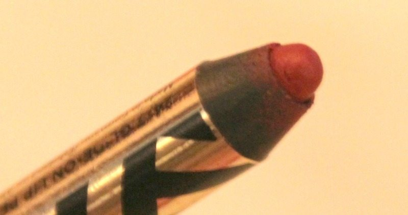 UD Gwen Stefani 24/7 Glide-On Lip Pencil Rock Steady Review 1