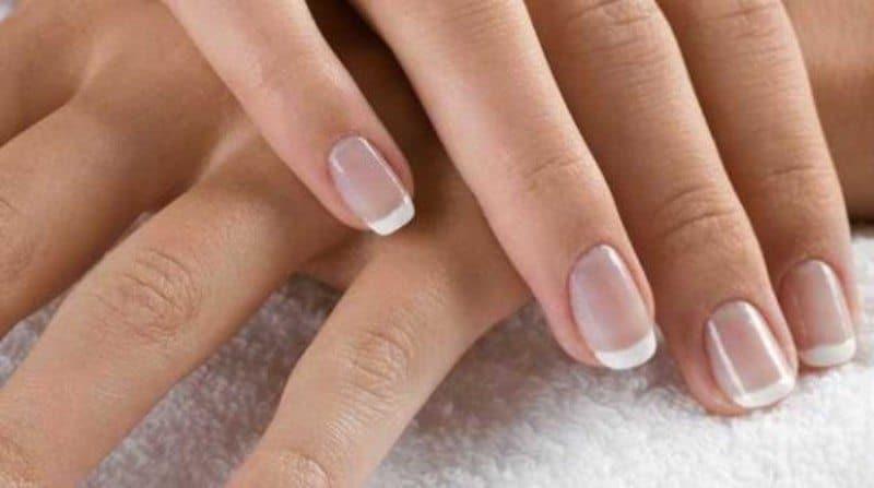 whiten nails at home 2