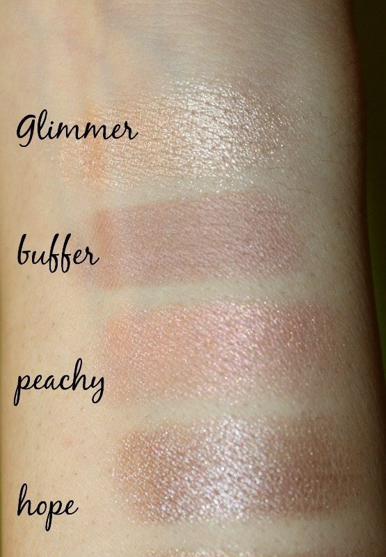 Makeup Revolution Fortune Favors The Brave Eyeshadow Palette