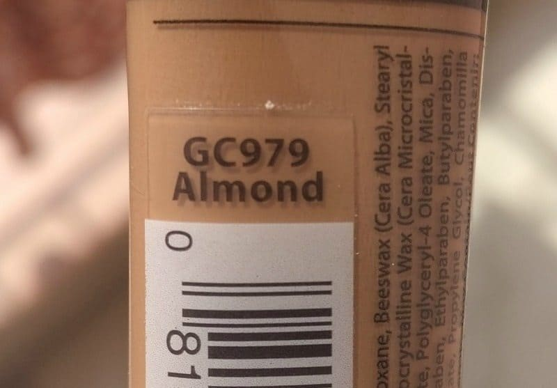 L.A.Girl PRO.Conceal HD Almond Review 4