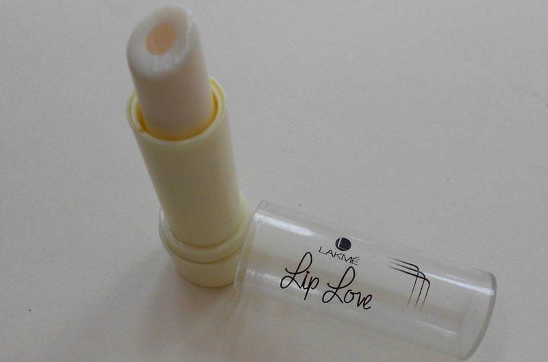 Lakme Lip Love Lip Care Vanilla Review 2