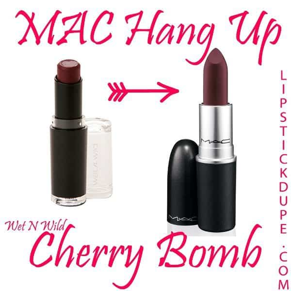 MAC Hang Up Dupes 1