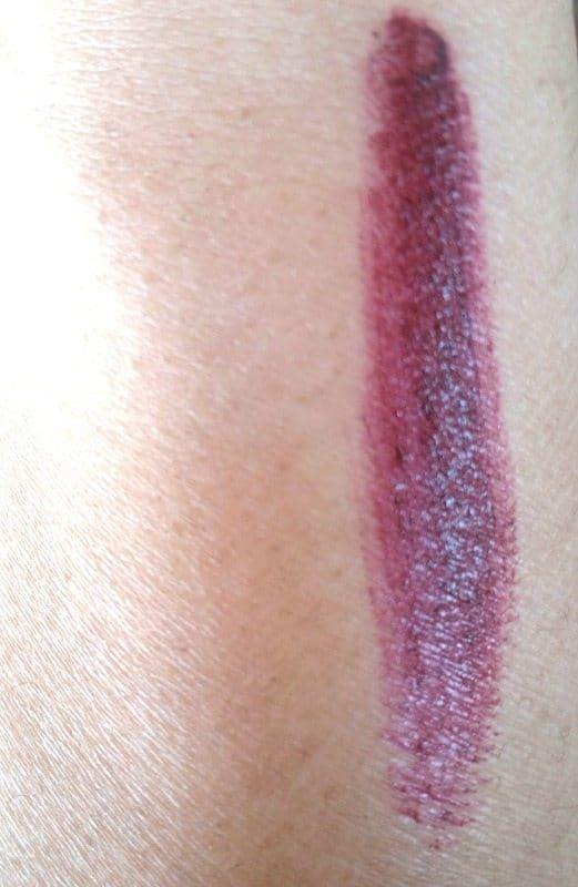 Lakme Lip Love Lipstick Wine Whisper Review 2