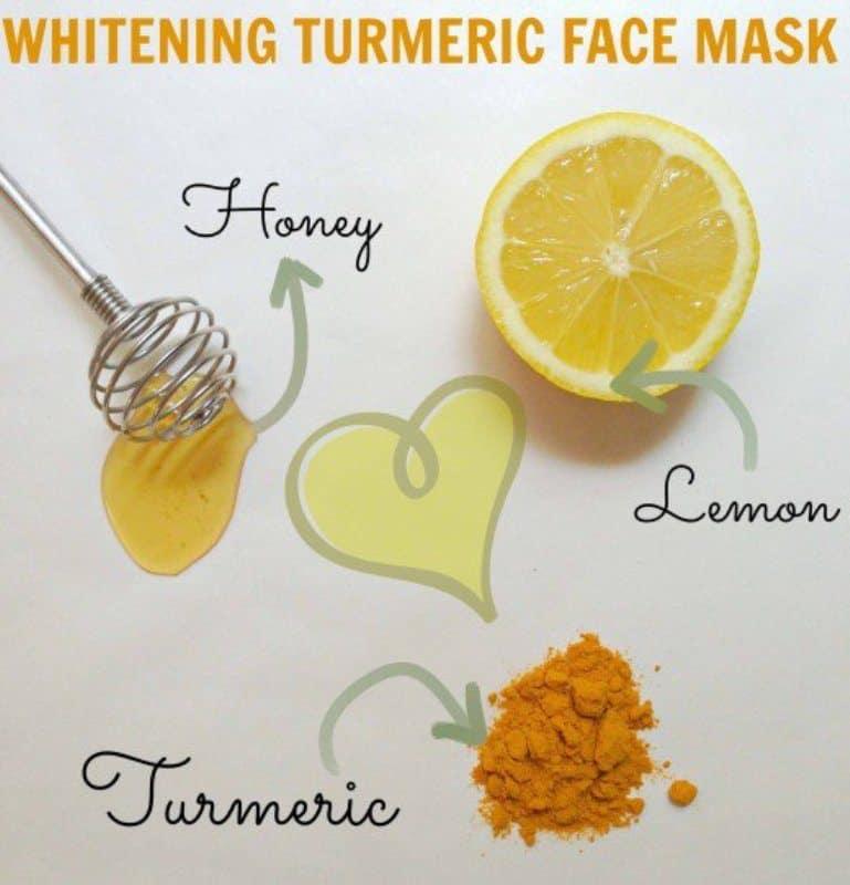 5 Amazing DIY Turmeric Masks for Flawless Skin !! 6