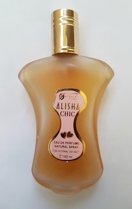 Alisha Chic by Hunaidi Perfume