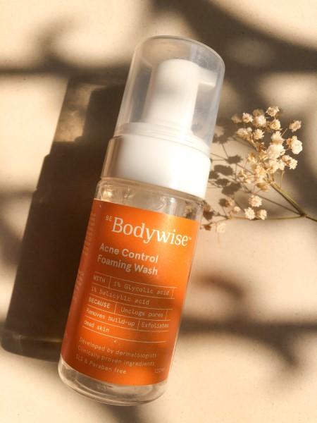 BEBodywise Acne Control Foaming Wash