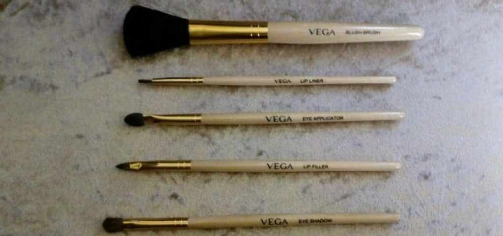 VEGA Makeup Brush Set 1