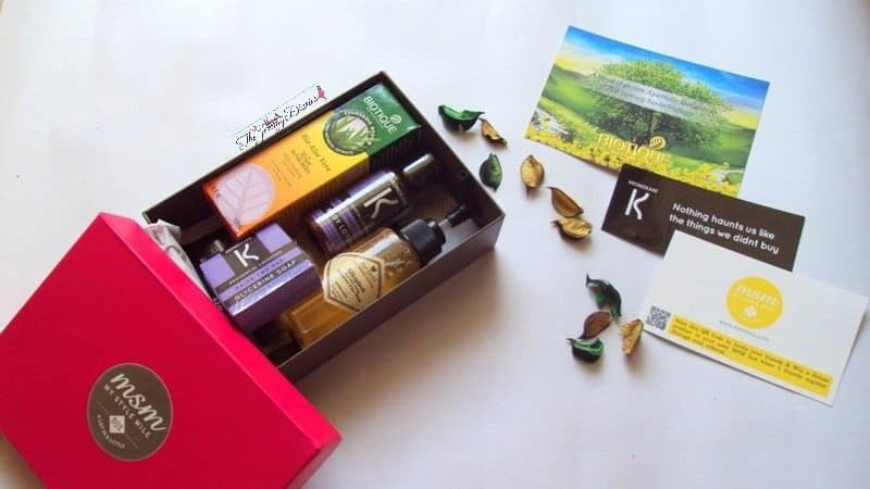 Beauty Subscription Boxes In India 1