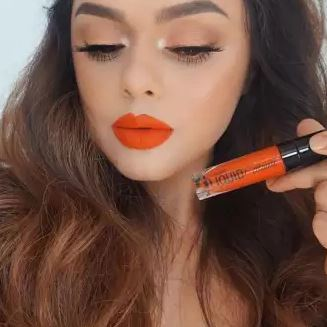 # Wet n Wild MegaLast Liquid Catsuit Matte Lipstick Flame Of The Game