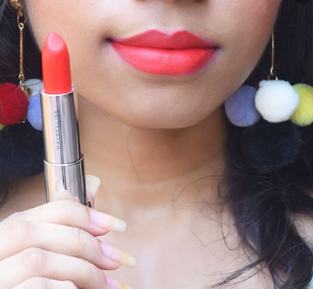 Maybelline New York Color Sensational The Loaded Bolds Lipstick Sunny Coral