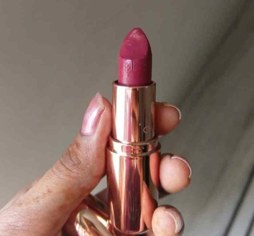 Chambor Orosa Lip Perfection Dolce Vita Pink Review 1