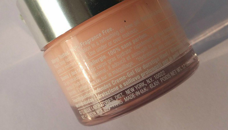 Clinique Moisture Surge Extended Thirst Relief 2