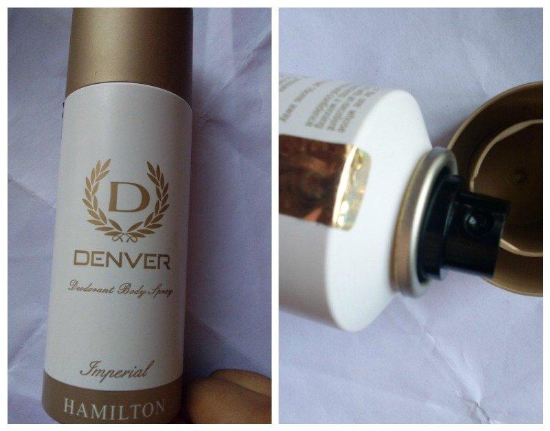 Denver Deodorant Body Spray