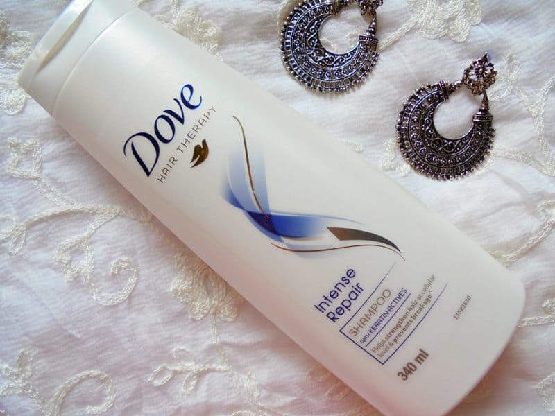 Dove Hair Therapy Intense Repair Shampoo Review 3