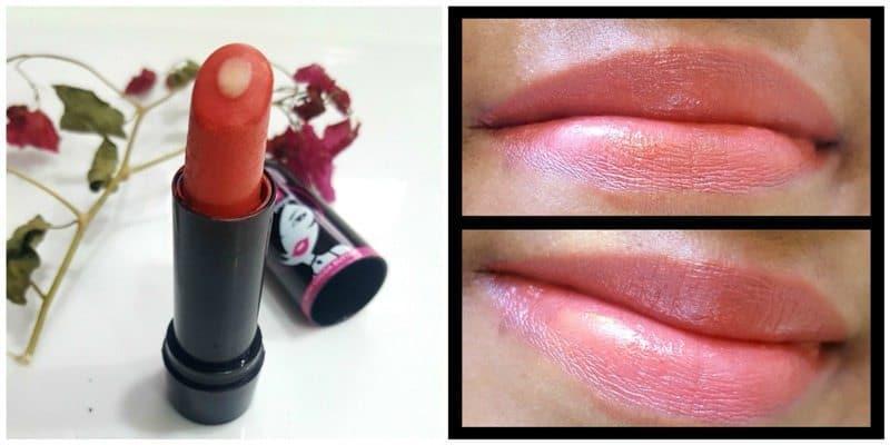 Elle 18 Color Pops Coral Romance Lipstick