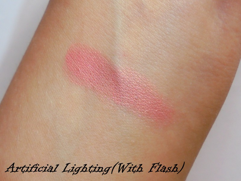 Essence Silky Touch Blush 70 Kissable Review 6