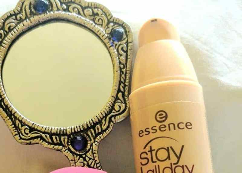 Essence Stay All Day 16h Long Lasting Makeup Foundation Review 2