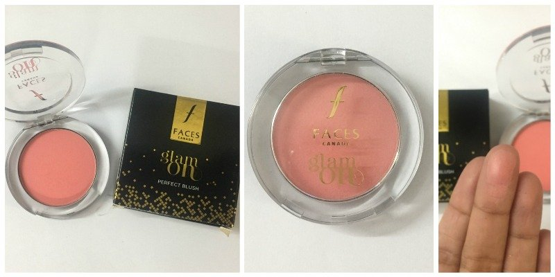Faces Glam On Perfect Blush Coral Pink