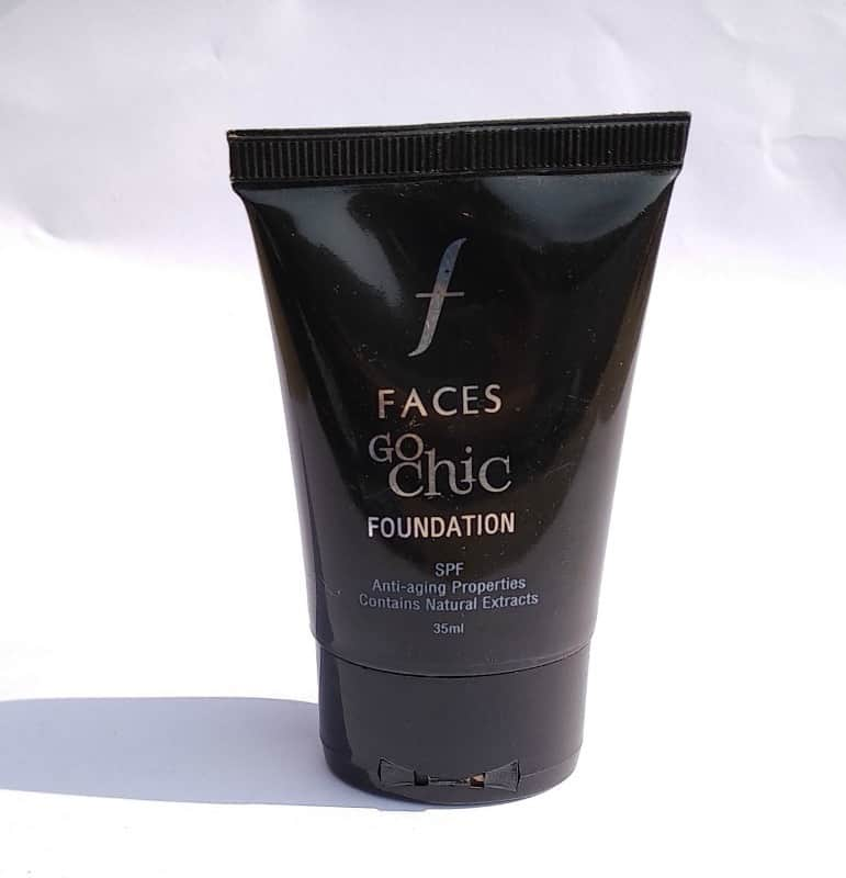 Faces Go Chic Foundation Review