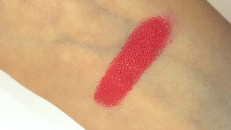 Faces Ultimate Pro Starry Matte Lip Crayon Hot Wired 04