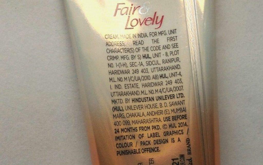Fair and Lovely BB Instant Fair Look Fairness Cream Review 3