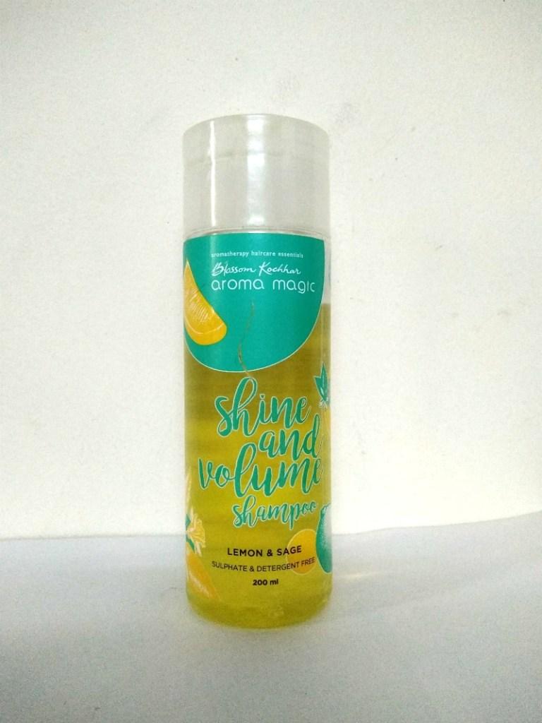 Aroma Magic Shine And Volume Shampoo Lemon And Sage