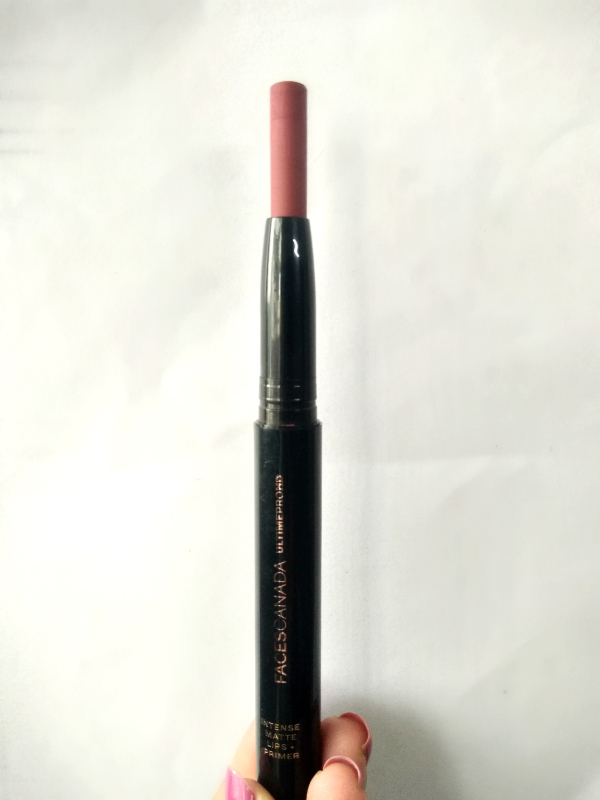 The Faces Ultime Pro Intense Matte Lipstick+ Primer Magnetic 02