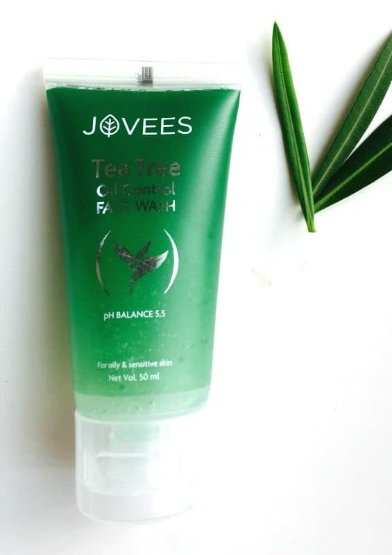 Jovees Tea Tree Facewash