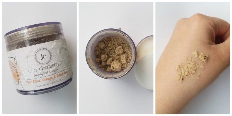 Juicy Chemistry Revitalising Face Scrub