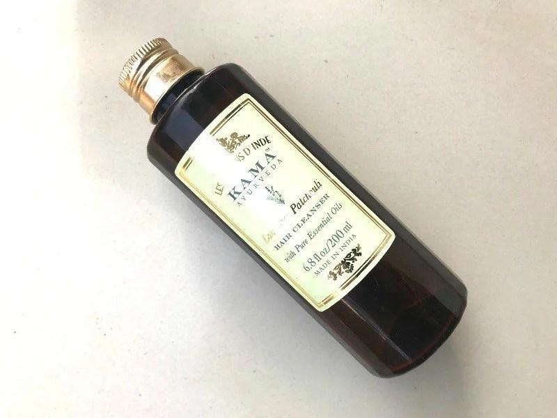 Kama Ayurveda Lavender Patchouli Shampoo 4