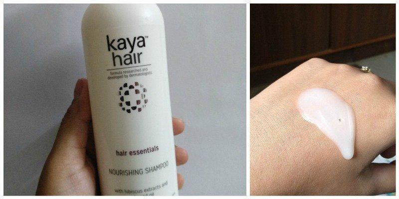 Kaya Hair Essential Nourishing Shampoo