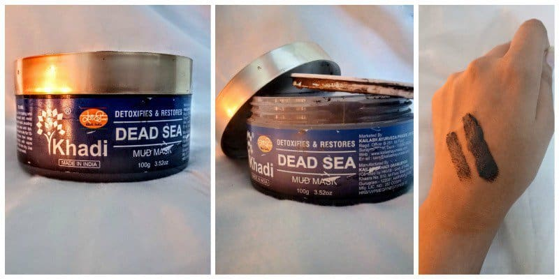 Khadi Dead Sea Mud Mask