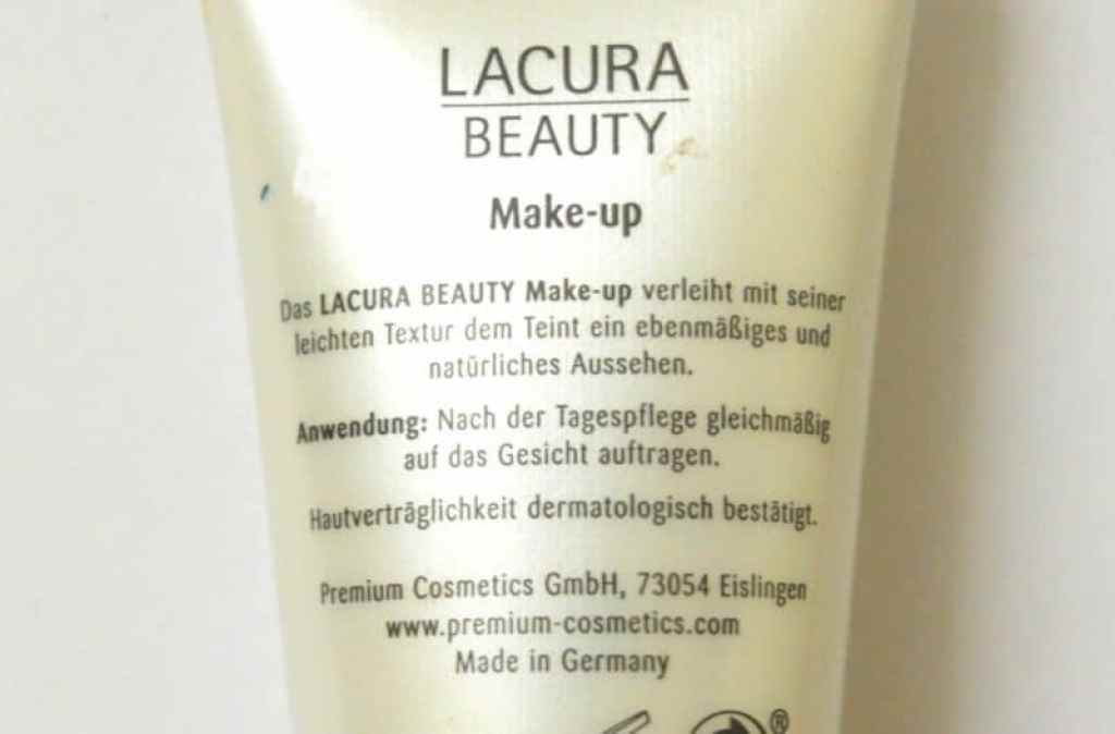 Lacura Beauty Make-Up Review 1