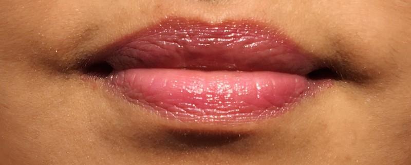 Lakmè Lip Love Grape Lip Balm Review 2