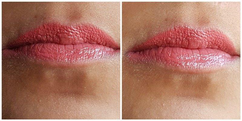 Lakme Absolute Lip Pout Crème Candy Kiss Review 2