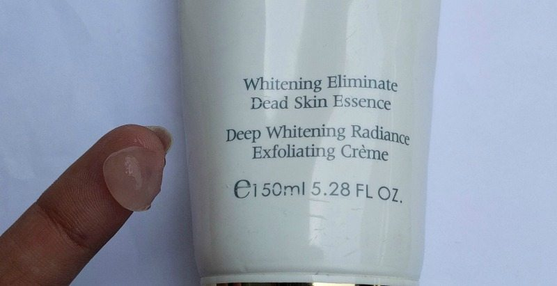 Loreal Paris Dermo-Expertise Deep Whitening Radiance Exfoliating Crème Review 2