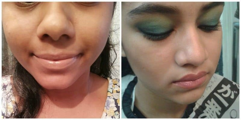 MAC Half n Half Lipstick 3