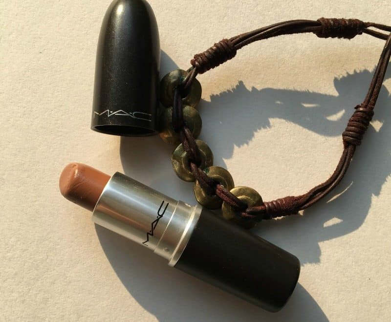 MAC Touch Lipstick Review
